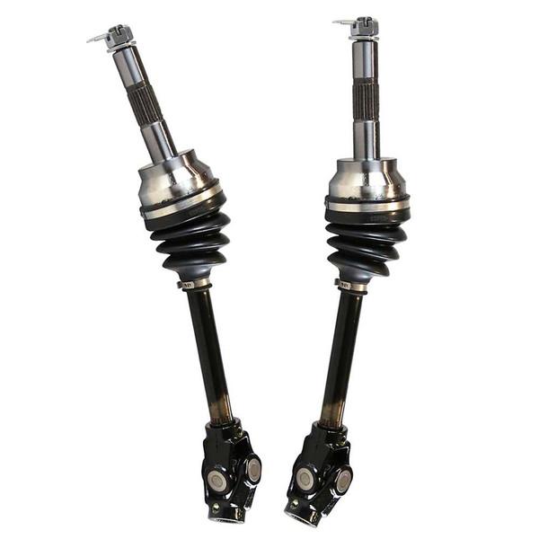 Pair of Front ATV Axle Shafts - Part # ADSKPOL8008PR