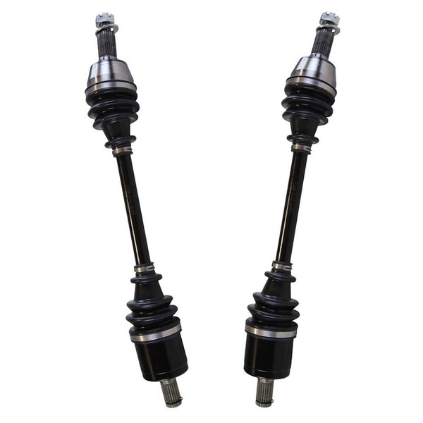 Pair of Front ATV Axle Shafts - Part # ADSKPOL8012PR