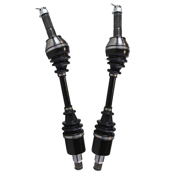 Pair of Rear ATV Axle Shafts - Part # ADSKPOL8013PR