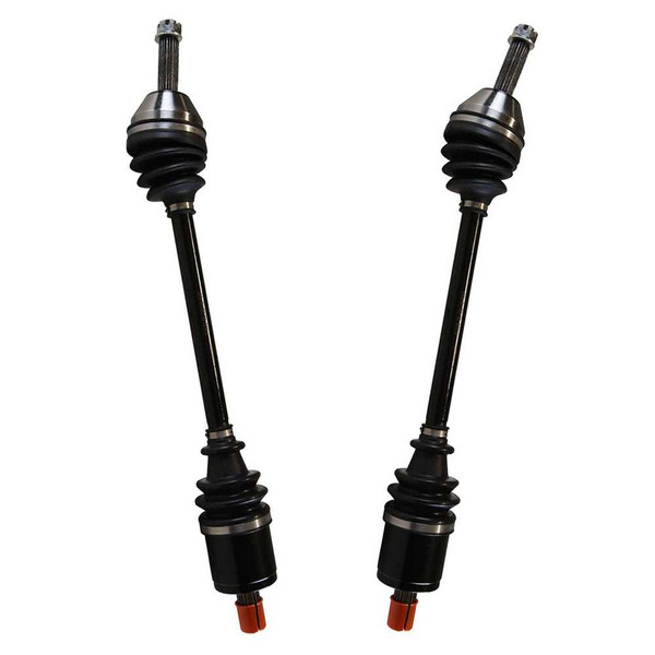 Pair of Front ATV Axle Shafts - Part # ADSKPOL8027PR