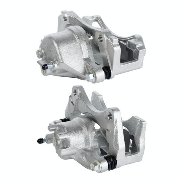 Front Brake Caliper Pair 2 Pieces Fits Driver and Passenger side - Part # BC2638PR
