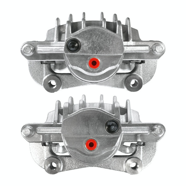 Front Brake Caliper Pair 2 Pieces Fits Driver and Passenger side - Part # BC2652PR