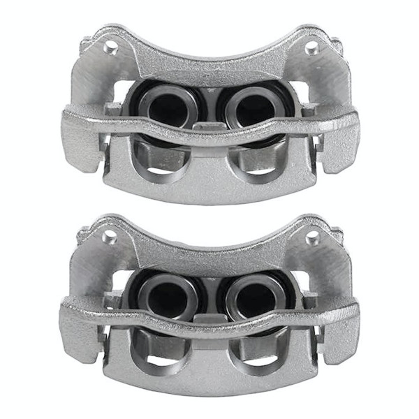 Front Brake Caliper Pair 2 Pieces Fits Driver and Passenger side - Part # BC2734PR