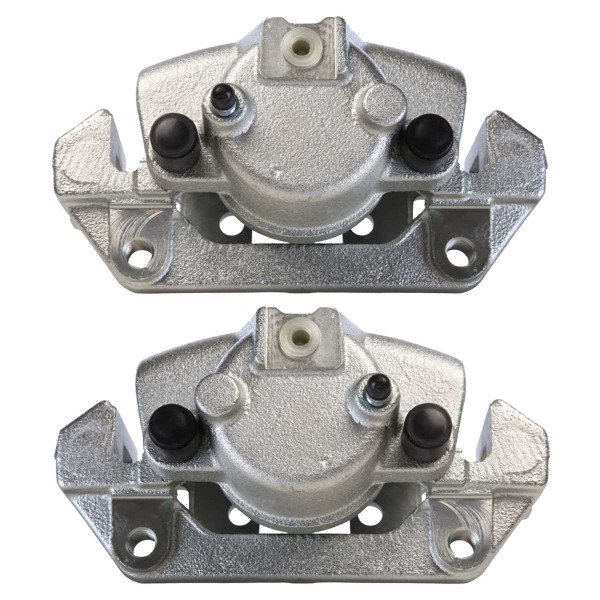 Front Disc Brake Caliper Pair Phenolic Piston - Part # BC2764PR