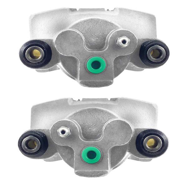 [Rear] Pair of Rear Brake Calipers - Part # BC2875PR