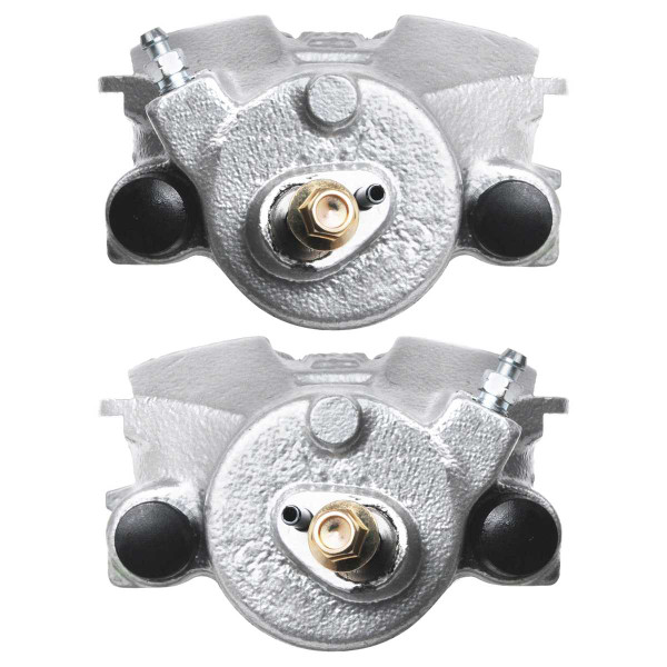 Pair of Front Brake Calipers - Not Rebuilt - No Core - Part # BC292112PR
