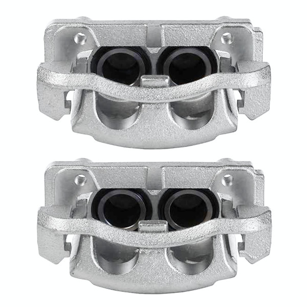 Front Brake Caliper Pair 2 Pieces Fits Driver and Passenger side - Part # BC2970PR