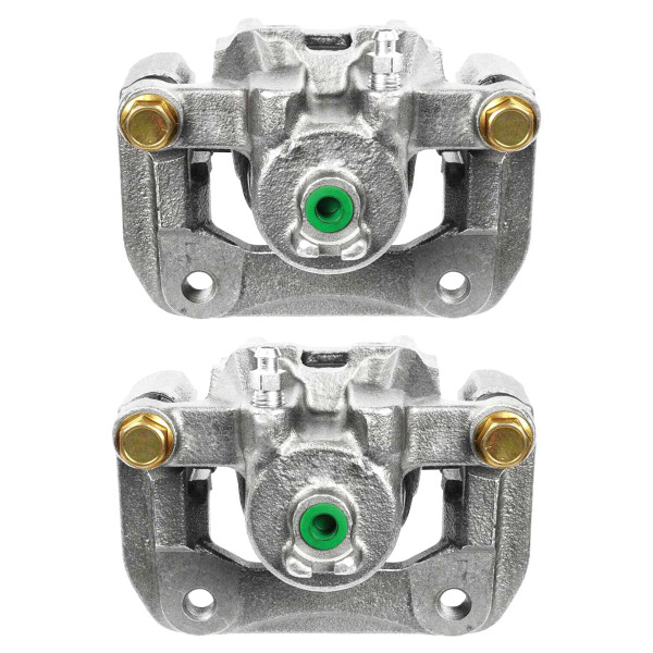 Rear Disc Brake Caliper Pair Single Piston - Part # BC29726PR