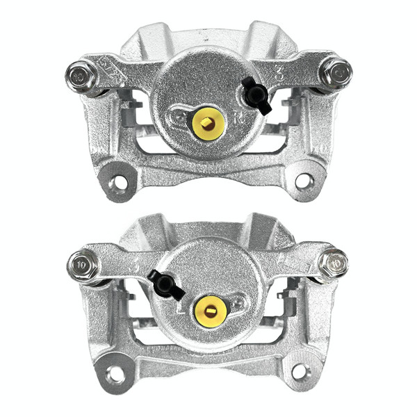 Front Brake Caliper Pair 2 Pieces Fits Driver and Passenger side - Part # BC29732PR