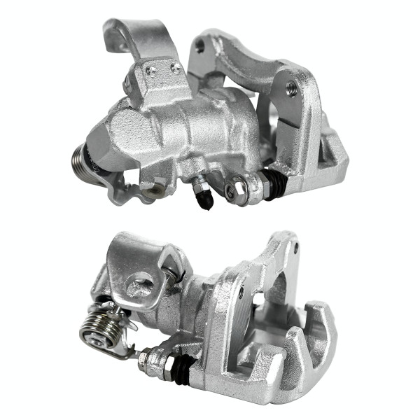 Rear Brake Caliper Pair 2 Pieces Fits Driver and Passenger side - Part # BC29748PR