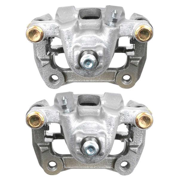 [Rear Set] Pair of Rear Brake Calipers - Not Rebuilt -No Core - Part # BC29758PR