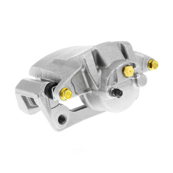 Front New Disc Brake Caliper with Bracket, Driver Side - Part # BC2982