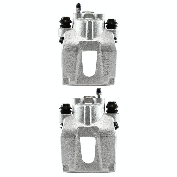Rear Brake Caliper Pair 2 Pieces Fits Driver and Passenger side - Part # BC2990PR