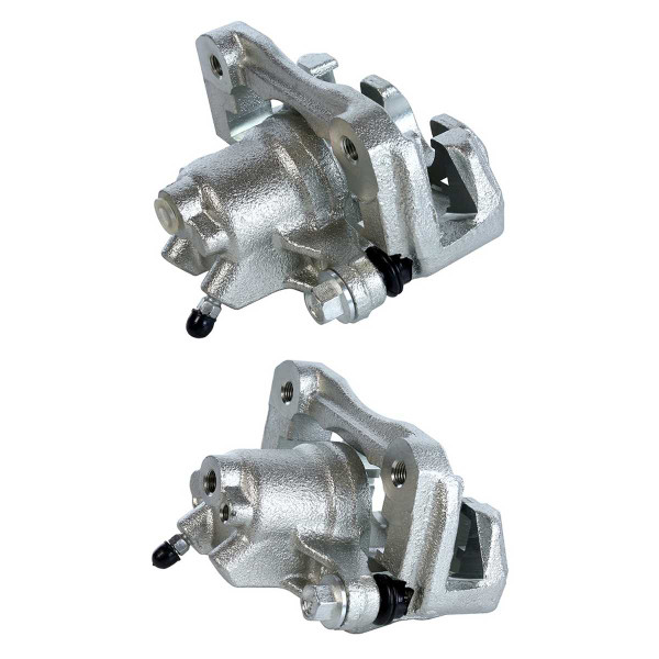 Rear Brake Caliper Pair 2 Pieces Fits Driver and Passenger side 4 Wheel Disc - Part # BC29952PR