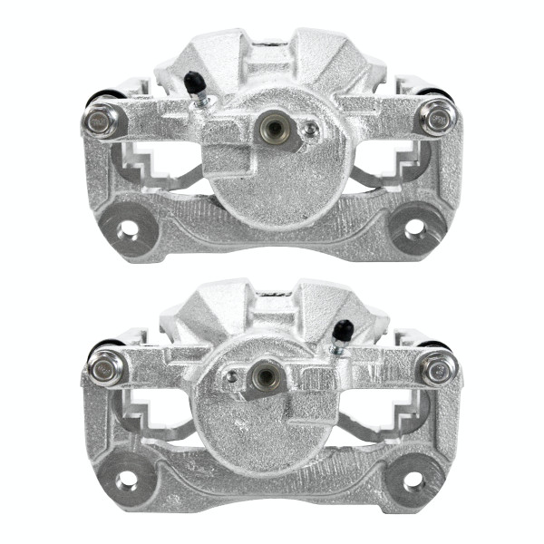 Front Brake Caliper Pair 2 Pieces Fits Driver and Passenger side - Part # BC30156PR