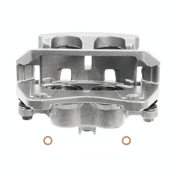 Front Passenger Disc Brake Caliper w/ Bracket Steel Piston - Part # BC30180
