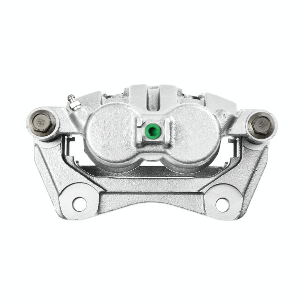 Front Driver Disc Brake Caliper w/ Bracket Steel Piston - Part # BC30181
