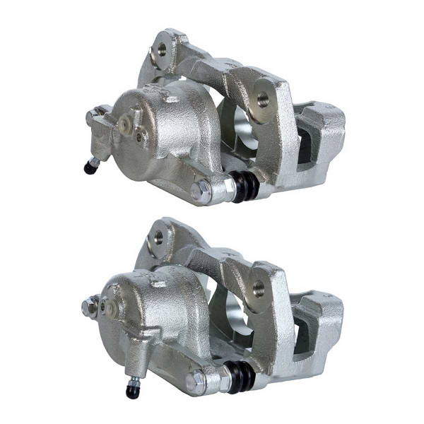 Front Brake Caliper Pair 2 Pieces Fits Driver and Passenger side - Part # BC30218PR