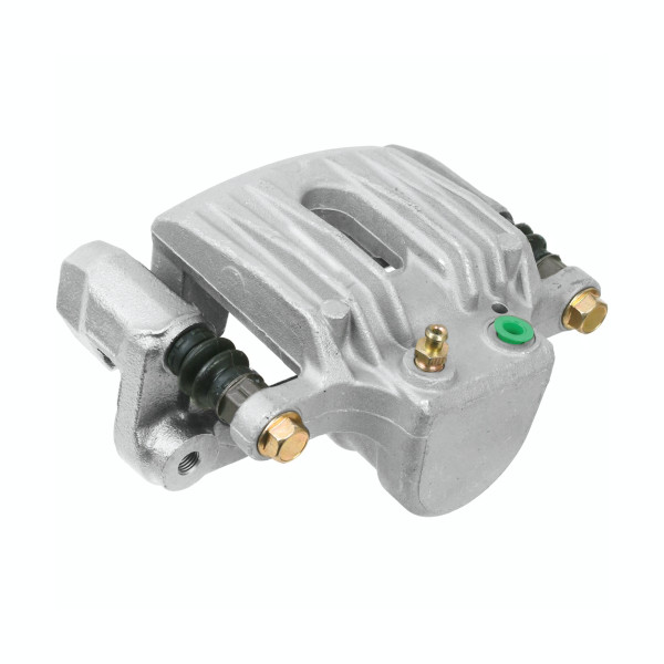Rear Driver and Passenger Side New Disc Brake Caliper with Bracket Set of 2 - Part # BC30256PR