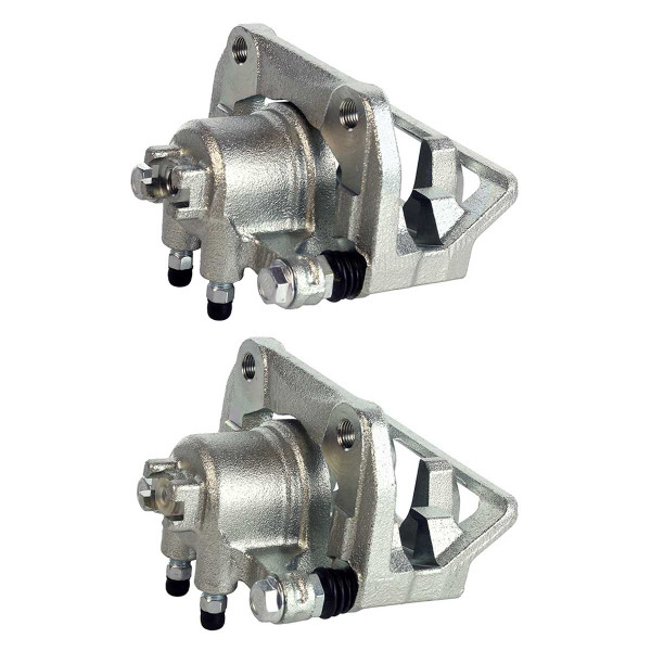 Rear Brake Caliper Pair 2 Pieces Fits Driver and Passenger side - Part # BC30304PR