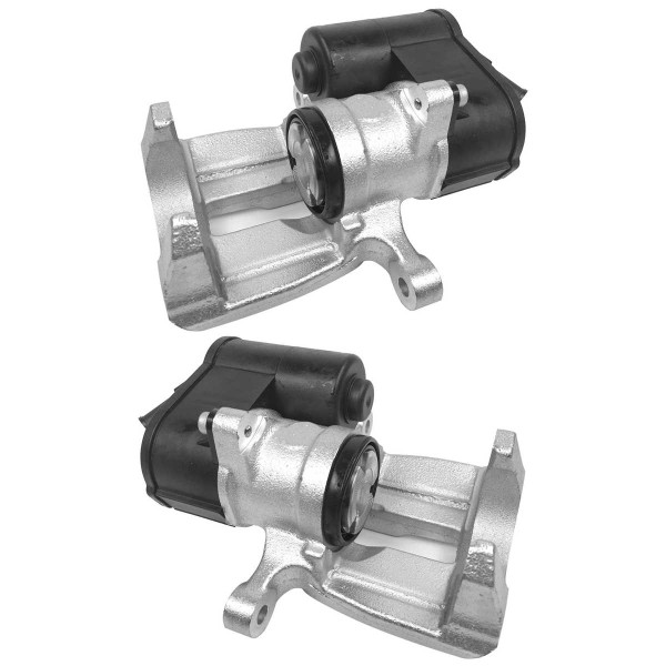 Rear Disc Brake Caliper Pair Metal Piston - Part # BC30362PR