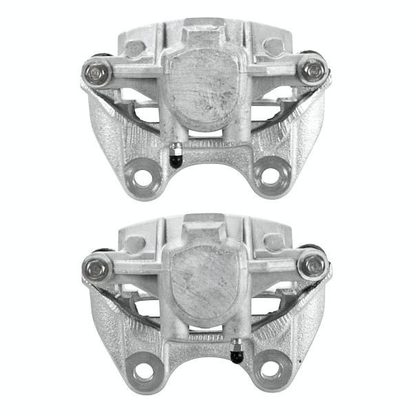 Rear Brake Caliper Pair 2 Pieces Fits Driver and Passenger side 4 Wheel Disc - Part # BC3088PR