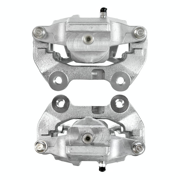 Rear Brake Caliper Pair 2 Pieces Fits Driver and Passenger side - Part # BC3132PR