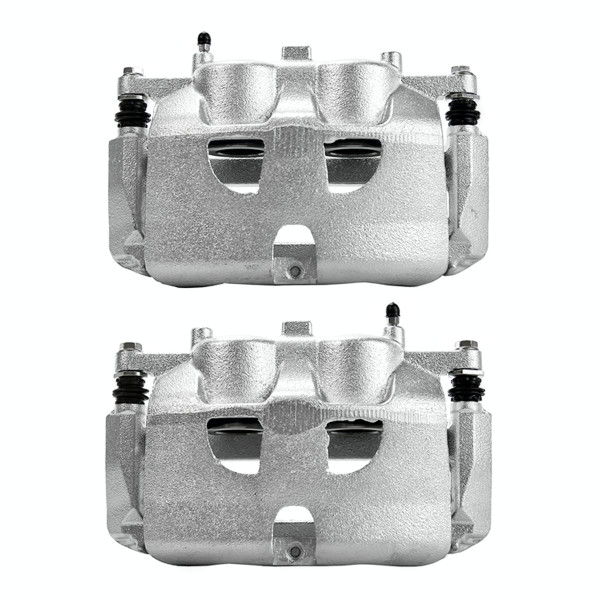 Front Brake Caliper Pair 2 Pieces Fits Driver and Passenger side - Part # BC3180PR