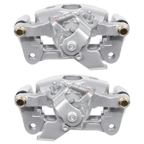 Rear Disc Brake Caliper Pair Metal Piston - Part # BC3244PR
