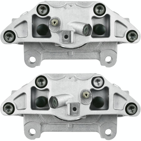 Front Disc Brake Caliper Pair Metal Piston - Part # BC4622PR