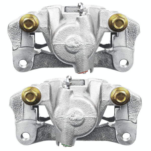 Rear Disc Brake Caliper Pair Metal Piston - Part # BC8056PR