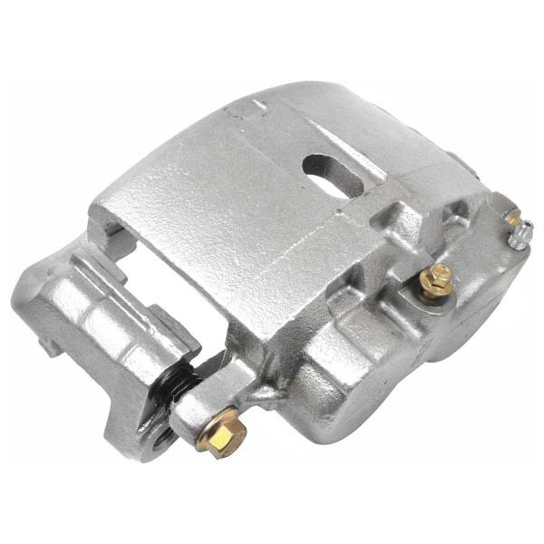 Front Disc Brake Caliper Pair Dual Phenolic Piston - Part # BCPKG0017