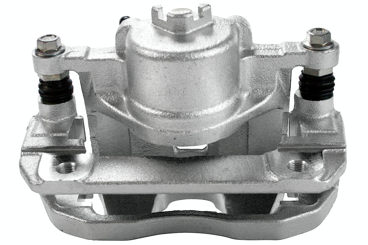 AutoShack SCD757-BC2720PR Rear Brake Calipers and Ceramic Pads