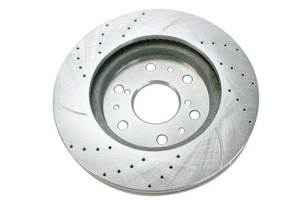Set of Brake Calipers Performance Rotors and Performance Pads - Part # BCPKG00305