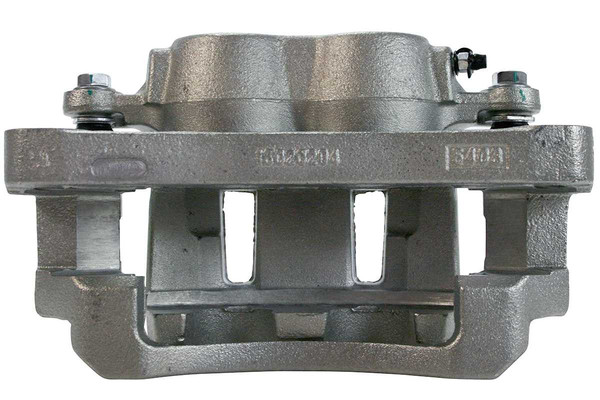 [Front] Calipers w/Rotors&Semi Metallic Brake Pads Set - Part # BCPKG00692