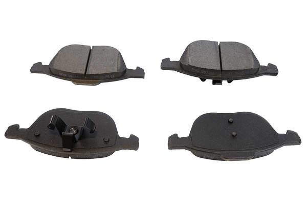 [Set] Complete Front Kit 2 Disc Rotors & 4 Metallic Brake Pads Set - Part # BRKPKG0955