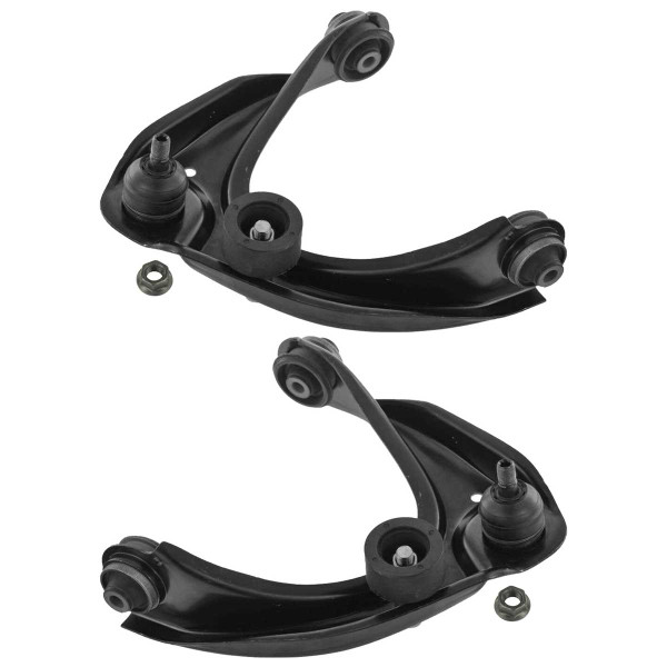 Front Upper Control Arm with Ball Joint Pair 2 Pieces Fits Driver and Passenger side - Part # CAK1151-1152