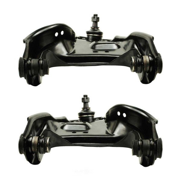 Front Upper Control Arm with Ball Joint Pair 2 Pieces Fits Driver and Passenger side - Part # CAK817-818PR