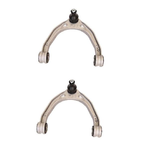 [Front Set] 2 Upper Control Arm W/ Bushings & Ball Joints - Part # CAK9158PR