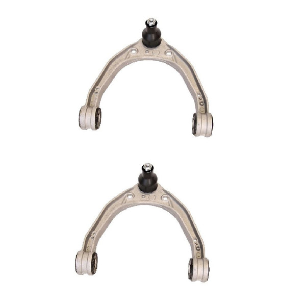 [Front Set] 2 Upper Control Arm W/ Bushings & Ball Joints - Part # CAK9158PR