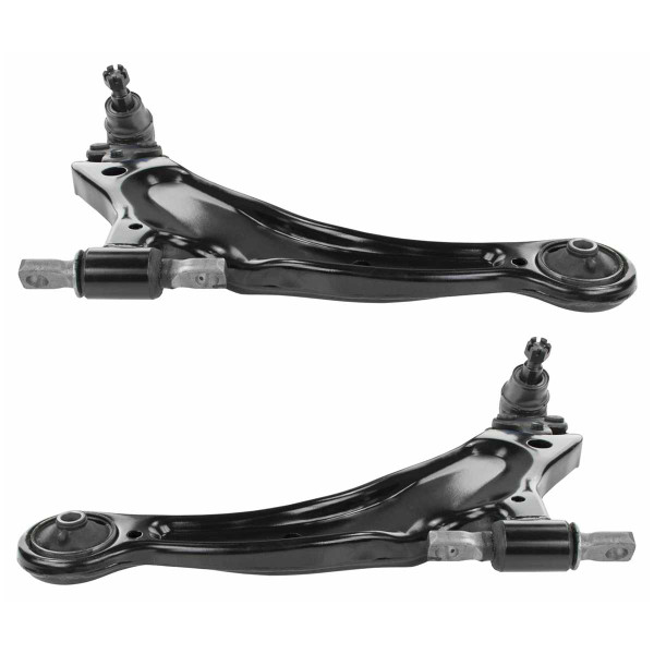 Front Lower Control Arm and Ball Joint Assembly Pair Rack - Part # CAK967-968