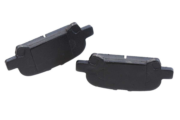 [Rear Set] 2 Brake Rotors & 1 Set Ceramic Brake Pads - Part # CBO41324828CAV