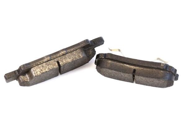 [Rear Set] 2 Brake Rotors & 1 Set Ceramic Brake Pads - Part # CBO630381037CPA