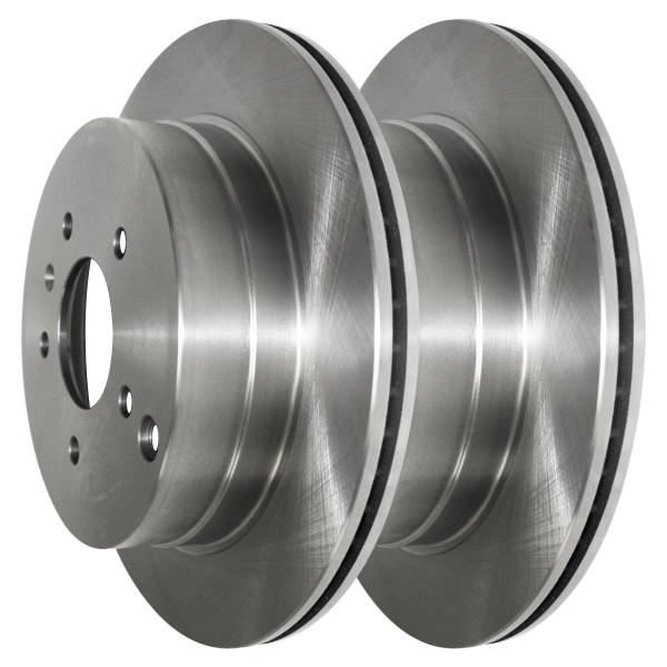 Rear Ceramic Brake Pad and Rotor Bundle - Part # CBO651491275CEQ