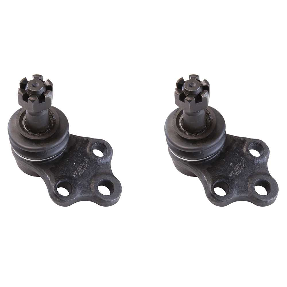 Prime Choice Auto Parts CAK652-CK570 Front Right Lower Package of One Control Arm and One Ball Joint