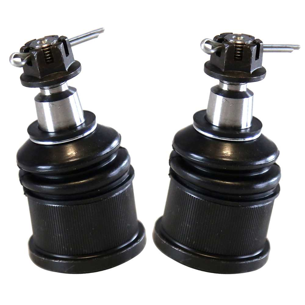 AutoShack CK555PR Pair of 2 Front Lower Ball Joint