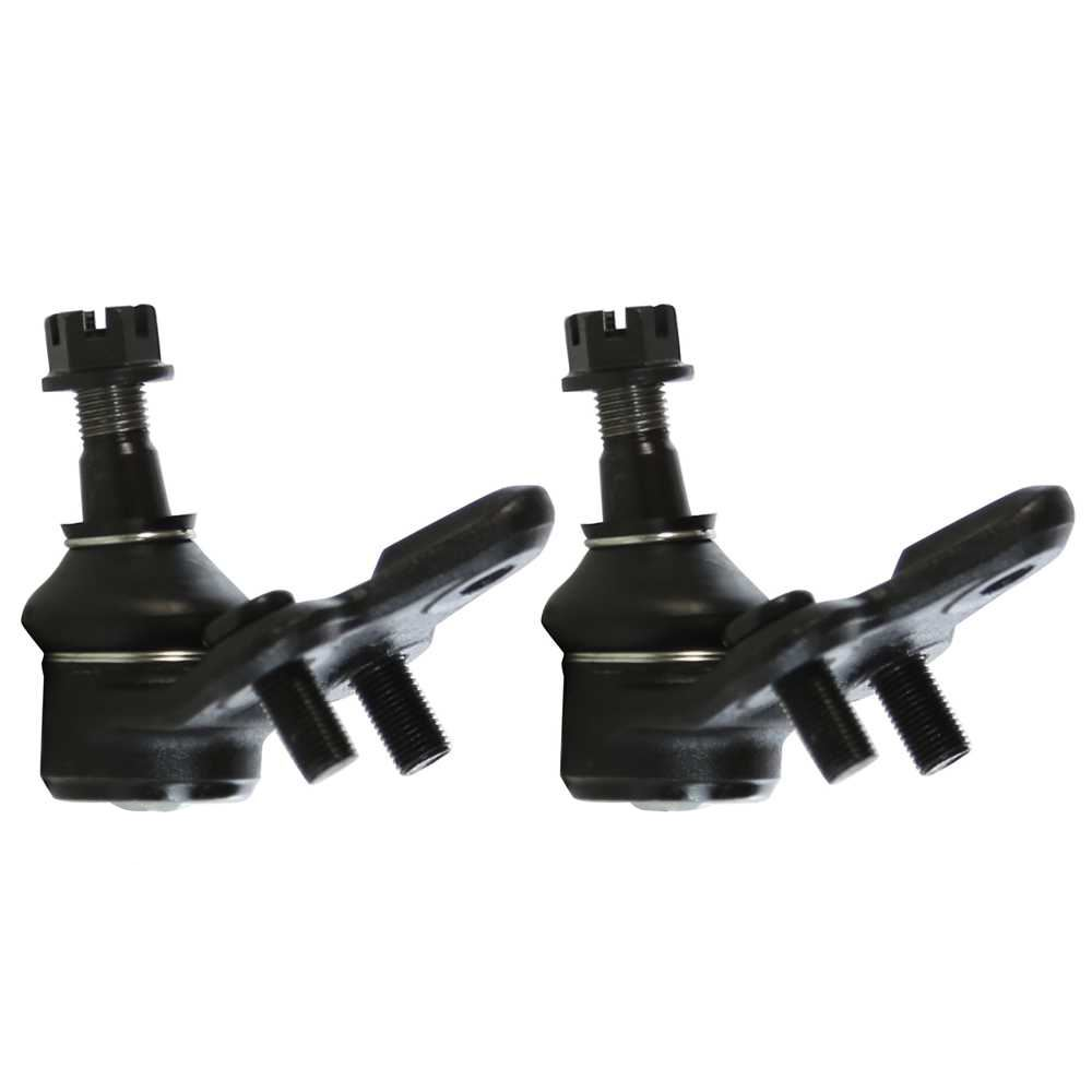 AutoShack ASCA74041 Front Lower Control Arm Ball Joint Pair