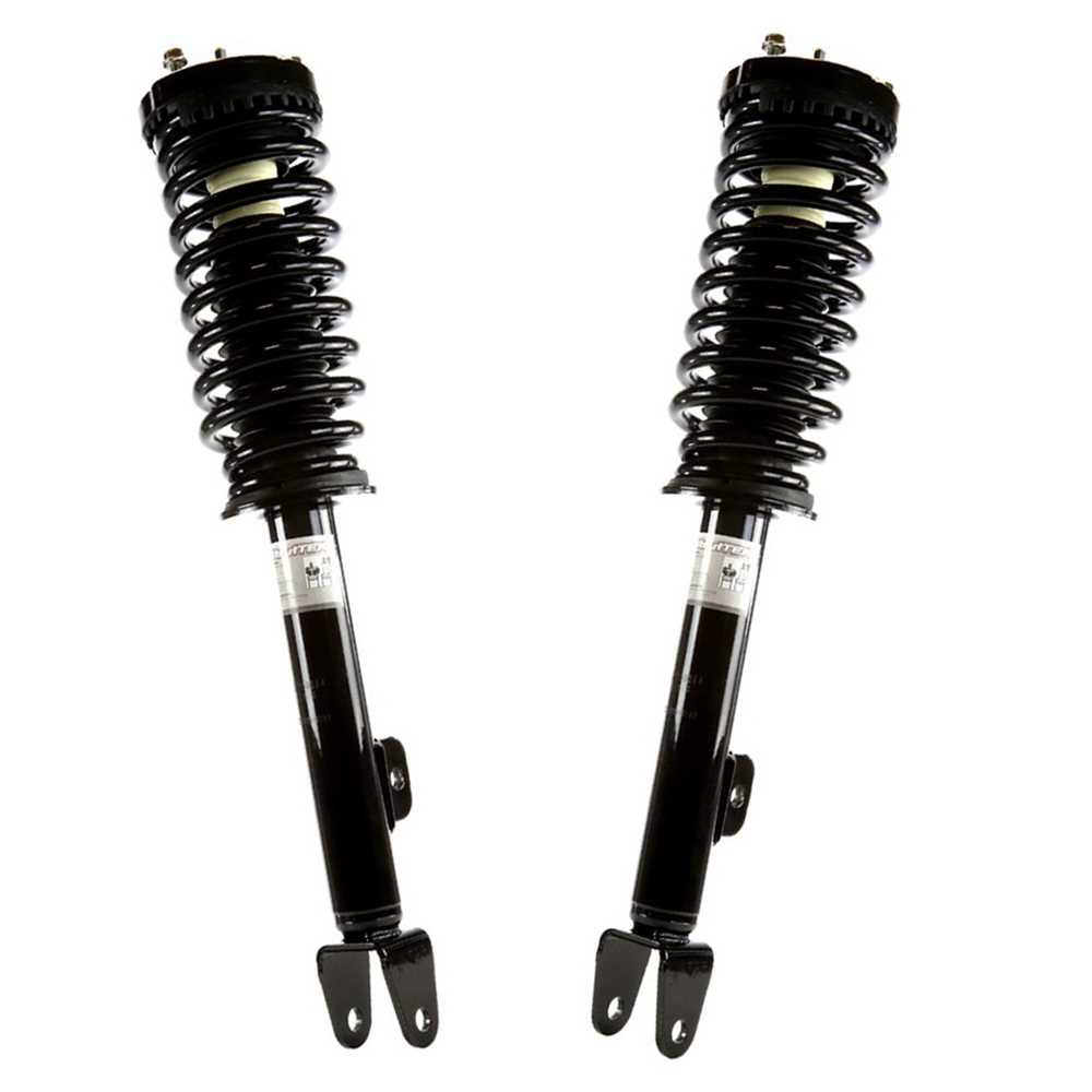 AutoShack CST1004052 Rear Driver Side Complete Strut Assembly