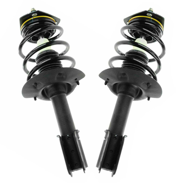 Front Complete Strut Assembly Pair 2 Pieces Fits Driver and Passenger side AWD - Part # CST272280PR