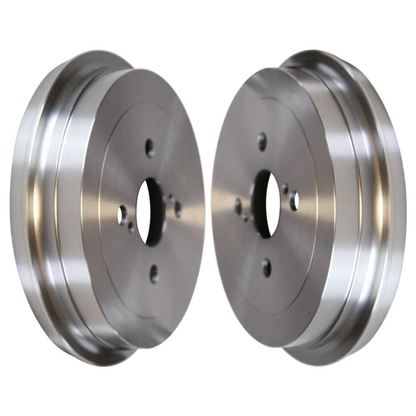 [Rear Set] 2 Brake Drums - Part # D45119PR